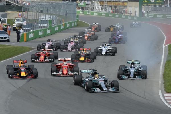 Preview Formula 1 Grand Prix Heineken Du Canada 2018 Gppits Net