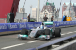 Mercedes GP, City Racing 2011, Sam Bird