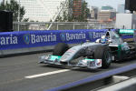 Sam Bird, Mercedes GP, City Racing 2011