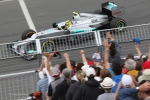 Nico Rosberg, Mercedes GP, Canada Friday 2012