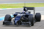 Valtteri Bottas, Williams, Jerez Testing 2014 day two