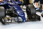Williams, Jerez Testing 2014 day two