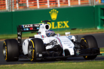Valtteri Bottas, Williams, Melbourne Friday 2014