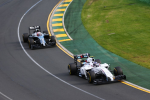 Valtteri Bottas, Williams, Melbourne Sunday 2014