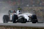 Valtteri Bottas, Williams, Shanghai Saturday 2014
