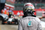Lewis Hamilton, Mercedes GP, Silverstone Saturday 2014
