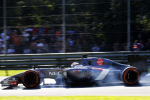 Adrian Sutil, Sauber, Monza Friday and Saturday 2014