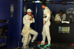 Valtteri Bottas, Nico Rosberg, Monza Friday and Saturday 2014