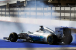 Lewis Hamilton, Mercedes GP, Sochi Saturday 2014