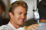 Nico Rosberg, Mercedes GP, Abu Dhabi Friday 2014