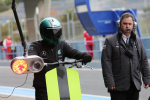 Mercedes GP, Jerez Test 2015 day three and four