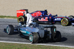 Lewis Hamilton, Mercedes GP, Jerez Test 2015 day three and four