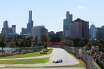 Valtteri Bottas, Williams, Melbourne Friday 2015