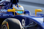 Marcus Ericsson, Sauber, Barcelona Test May 2015