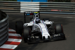 Valtteri Bottas, Williams, Monaco Saturday 2015