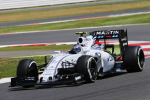 Valtteri Bottas, Williams, Silverstone Saturday 2015