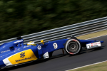 Marcus Ericsson, Sauber, Hungaroring Saturday 2015