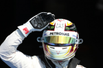 Lewis Hamilton, Mercedes GP, Spa Francorchamps Saturday 2015