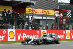 Lewis Hamilton, Mercedes GP, Spa Francorchamps Sunday 2015