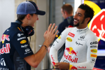 Daniel Ricciardo, Red Bull, Austin USA Friday 2015, Pierre Gasly