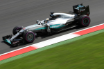 Lewis Hamilton, Mercedes GP, Austria Friday 2016