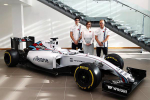 Williams, Valtteri Bottas, Lance Stroll, Claire Williams, Williams 2017 Drivers Announcement