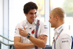 Lance Stroll, Valtteri Bottas, Williams, Williams 2017 Drivers Announcement