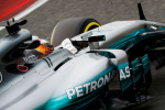 Lewis Hamilton, Mercedes, Barcelona Test2 2017 Day 4