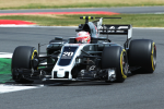 Kevin Magnussen, Haas F1, Silverstone Sunday 2017