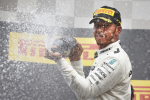 Lewis Hamilton, Mercedes, Spa Francorchamps Sunday 2017