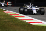 Lance Stroll, Williams, Monza Sunday 2017