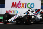 Lance Stroll, Williams, Mexico Sunday 2017
