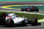 Lance Stroll, Williams, Brazil Sunday 2017