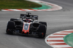 Romain Grosjean, Haas F1, Barcelona Test 2018
