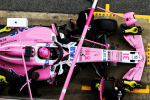 Esteban Ocon, Force India, Barcelona Test 2018
