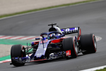 Pierre Gasly, Scuderia Toro Rosso, Barcelona Test 2018 3 and 4