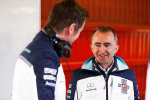 Paddy Lowe, Rob Smedley, Williams, Barcelona Test 2018