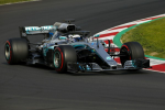 Valtteri Bottas, Mercedes, Barcelona 2nd Test 2018