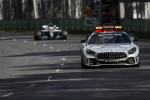 Safety car, Melbourne Sunday 2018