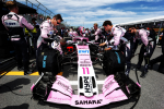 Sergio Perez, Force India, Canada Sunday 2018