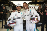 Will Smith, Lewis Hamilton, Mercedes, Abu Dhabi 2018