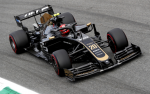 Kevin Magnussen, Haas F1, Monza Sunday 2019