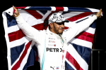 Lewis Hamilton, Mercedes GP, Austin USA Sunday 2019