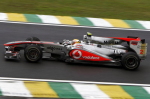Lewis Hamilton, McLaren, interlagos saturday 2010