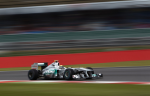 Nico Rosberg, Mercedes GP, Silverstone Friday 2011