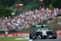 Nico Rosberg, Mercedes GP, Hungaroring Saturday 2014