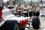Haas F1, Austria Thursday 2016