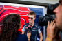 Daniil Kvyat, Scuderia Toro Rosso, Austin USA Thursday 2016