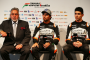 Force India VJM10 Car Launch, Sergio Perez, Esteban Ocon