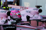 Esteban Ocon, Force India, Baku Saturday 2017